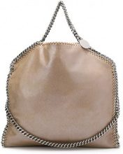 Stella McCartney - borsa a mano Falabella - women - Artificial Leather/Metal (Other) - One Size - Color carne & neutri