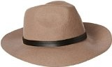 minimum -  Cappello Panama  - Donna Beige (Cobblestone) Taglia unica