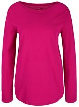 Marc Cain Sports Pullover, Maglione Donna, Mehrfarbig (Phlox 267), 44