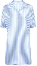 Kule - Izzy striped dress - women - Cotone - XS, S, M - BLUE
