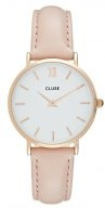 Cluse MINUIT Orologio goldcoloured/white/pink