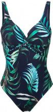 Lygia & Nanny - Adriana printed swimsuit - women - Polyamide/Spandex/Elastane - 38, 40, 52 - unavailable