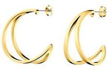 Calvin Klein Orecchini a perno Donna acciaio_inossidabile - KJ6VJE100100