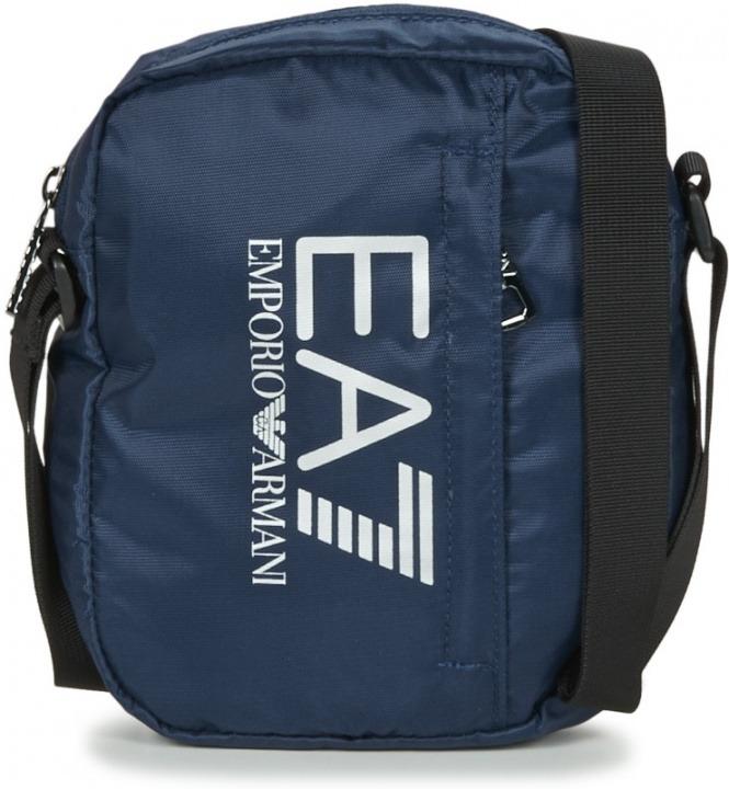 ca01227fb7 Borsa Shopping Emporio Armani EA7 TRAIN PRIME U POUCH BAG SMALL C Blu  Disponibile in misura uomo. Unica. . Borse > Borse Shopping. Immagini  prodotto