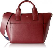 JOOP Borsa a mano Donna, Rosso (Rosso (dark red 302)), 14x39x25 cm (B x H x T)