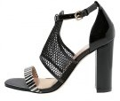 Sandali con i tacchi - negr