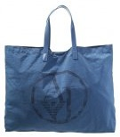 Shopping bag - captain's blue