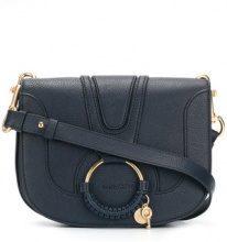 See By Chloé - Borsa Hana - women - Calf Leather - One Size - Blu