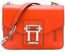 Proenza Schouler - Hava chain crossbody bag - women - Calf Leather - OS - YELLOW & ORANGE