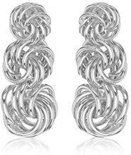 Tuscany Silver–Orecchini pendenti in argento 925–8.54.4129