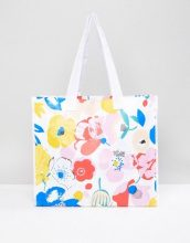 Ban.Do - Borsa shopper con stampa a fiori - Multicolore