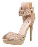 Ital-Design, Scarpe col tacco donna