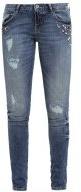STARLET SKINNY - Jeans Skinny Fit - bleu