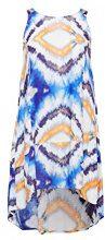 edc by Esprit 068cc1e006, Vestito Donna, Blu (Blue 430), 40 (Taglia Produttore: 34)