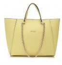 NIKKI - Shopping bag - giallo
