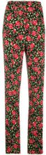 C/Meo - flat front trousers - women - Polyester/Spandex/Elastane - S, M, L - Nero