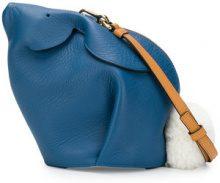 Loewe - Borsa Bunny mini - women - Calf Leather - One Size - Blu