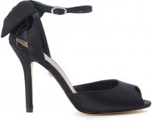 Sandalo Nina New York in camoscio nero