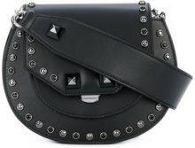 - Salar - Borsa Tote - women - Calf Leather/Microfibre - Taglia Unica - Nero