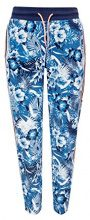 ESPRIT Sports 048ei1b012, Pantaloni Sportivi Donna, Blu (Navy 3 402), 40 (Taglia Produttore: X-Small)