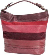 Borsa in stile patchwork (Rosso) - bpc bonprix collection