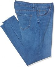New Look Thunder, Jeans Donna, Blu (Mid Blue), 42W x 32L