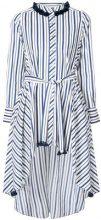 Figue - Camicia a righe - women - Cotone - XS, M - Blu