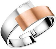 Calvin Klein Bracciale intrecciato Donna acciaio_inossidabile - KJ2HPD28010S