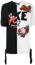 Night Market - T-shirt - women - Cotone/Acrylic - OS - Nero