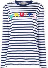 Être Cécile - T-shirt a maniche lunghe - women - Cotone - XS, S, M - WHITE