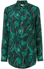 Equipment - Camicia stampata - women - Silk - L, XS - Verde