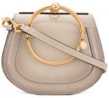 Chloé - Borsa a mano 'Nile Small' - women - Leather - One Size - Color carne & neutri