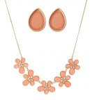 SET - Collana - peach