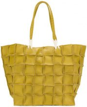 Jamin Puech - Borsa shopper - women - Leather - OS - YELLOW & ORANGE