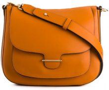 Tila March - Borsa 'Garance Hobo' - women - Leather - OS - YELLOW & ORANGE