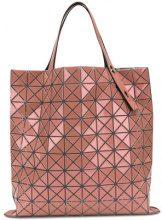 Bao Bao Issey Miyake - Borsa Tote 'Prism' - women - Nylon/Polyester/Polyurethane/PVC - One Size - PINK & PURPLE
