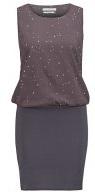 ROBIA - Vestito di maglina - nine iron