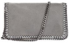 Stella McCartney - borsa a tracolla 'Falabella' - women - Artificial Leather - OS - GREY