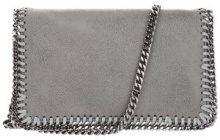 Stella McCartney - borsa a tracolla 'Falabella' - women - Artificial Leather - OS - Grigio