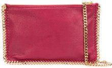 - Stella McCartney - Falabella clutch bag - women - Artificial Leather - Taglia Unica - Rosso