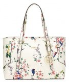 ISABEAU - Shopping bag - off-white