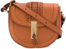 Altuzarra - Ghianda saddle bag - women - Leather - OS - Marrone