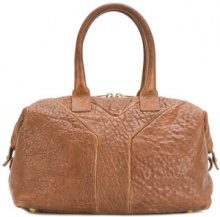 Yves Saint Laurent Vintage - Borsa tote - women - Leather - OS - BROWN