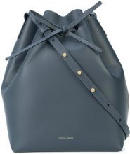 Mansur Gavriel - Borsa a secchiello - women - Calf Leather - OS - BLUE