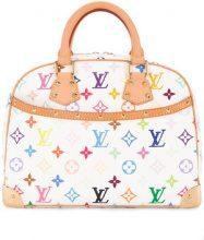 Louis Vuitton Vintage - Borsa 'Trouville' - women - Leather - OS - Bianco