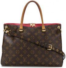 Louis Vuitton Vintage - Pallas Monogram tote - women - Leather - OS - Marrone