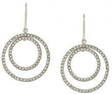 Isabel Marant - Supra Luminique earrings - women - Tin/glass/Brass - One Size - Metallizzato