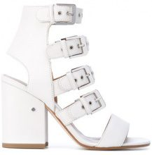 Laurence Dacade - Kloe sandals - women - Leather - 36, 37, 37.5 - Bianco