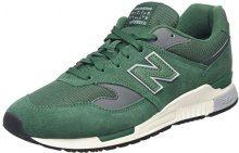 New Balance Ml840v1, Sneaker Uomo, Verde (Green), 40.5 EU