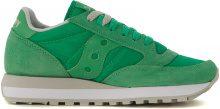 Sneaker Saucony Jazz in suede e nylon verde salvia